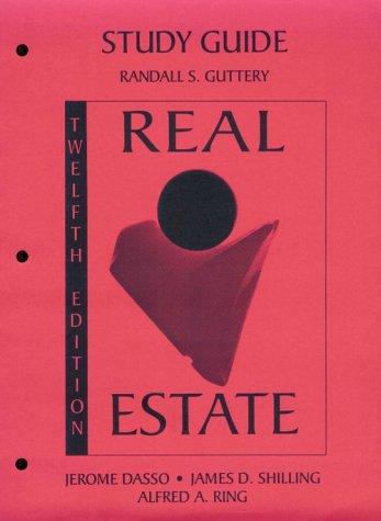 9780137662470: Real Estate