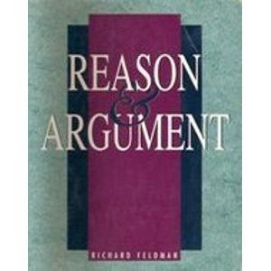 9780137672295: Reason and Argument
