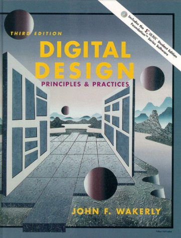 9780137691913: Digital Design: Principles and Practices, Third Edition