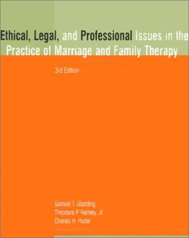 what moral issues are primarily relevant to the practice of marriage and family therapy Ethical decision making for counselors: identifying moral principles which underlie the ethical practice of counseling marriage & family therapy.