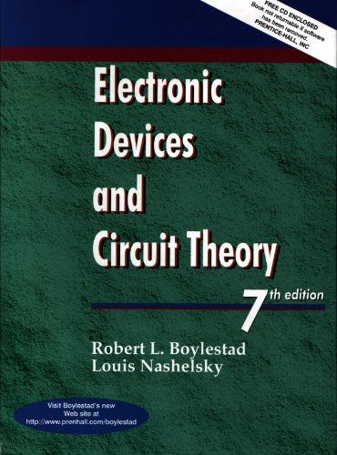 9780137692828: Electronic Devices and Circuit Theory (7th Edition)