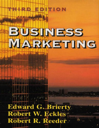 9780137696215: Business Marketing
