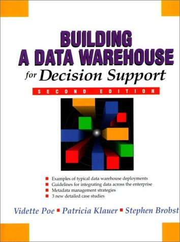 9780137696390: Building A Data Warehouse for Decision Support (2nd Edition)