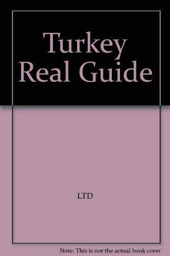 9780137707362: Turkey Real Guide