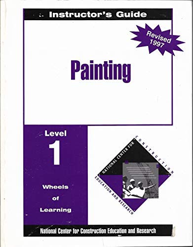 9780137712885: Painting: Without Core, Instructor's Guide, Update Level 1: Commercial and Residential