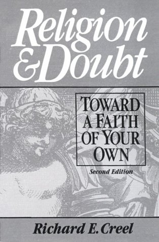 9780137722860: Religion and Doubt: Toward a Faith of Your Own
