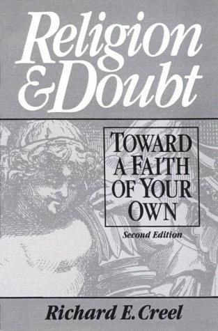 9780137722860: Religion and Doubt: Toward a Faith of Your Own