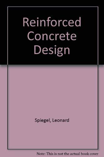 9780137723935: Reinforced Concrete Design