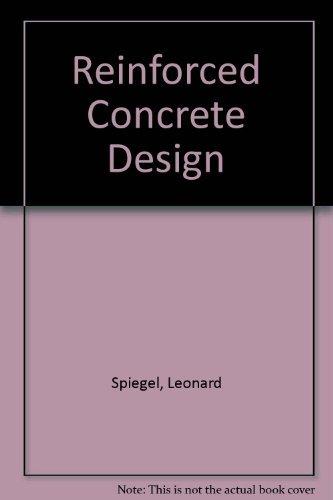 9780137723935: Reinforced Concrete Design