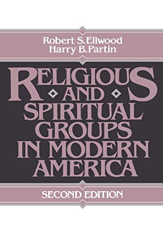 9780137730452: Religious and Spiritual Groups in Modern America