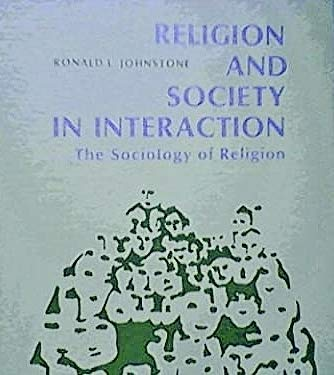 9780137730858: Religion and Society in Interaction: The Sociology of Religion