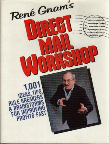 9780137734337: Rene Gnam's Direct Mail Workshop