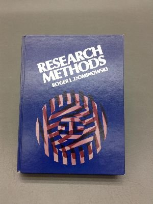 9780137743155: Research Methods (Prentice-Hall series in experimental psychology)