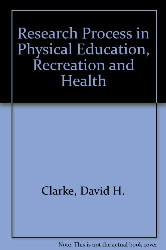 9780137745135: Research Processes in Physical Education