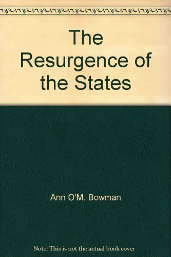 9780137749690: The resurgence of the states