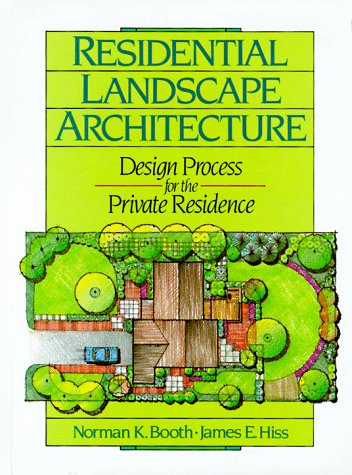 9780137753543: Residential Landscape Architecture: Design Process for the Private Residence