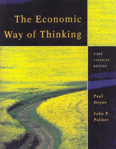 9780137758593: Economic Way of Thinking Phc by Heyne