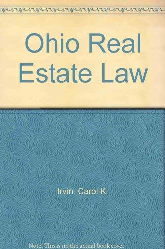 9780137770953: Ohio Real Estate Law, Sixth Edition