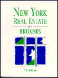 9780137774593: New York Real Estate for Brokers