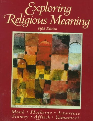 9780137783588: Exploring Religious Meaning (5th Edition)