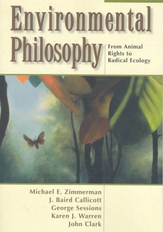 9780137783663: Environmental Philosophy: From Animal Rights to Radical Ecology