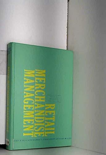 9780137787531: Retail Merchandise Management