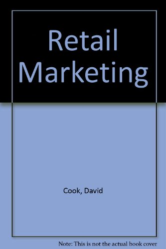9780137788125: Retail Marketing: Theory and Practice