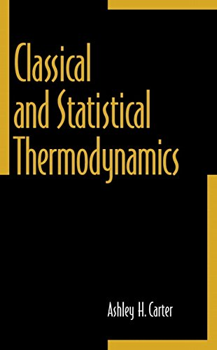 9780137792085: Classical and Statistical Thermodynamics