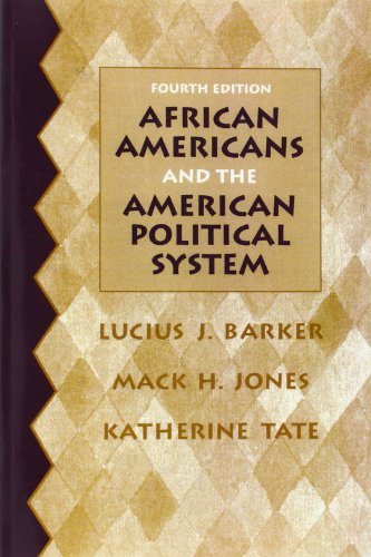 9780137795628: African Americans and the American Political System (4th Edition)