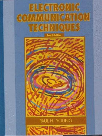 9780137799848: Electronic Communication Techniques