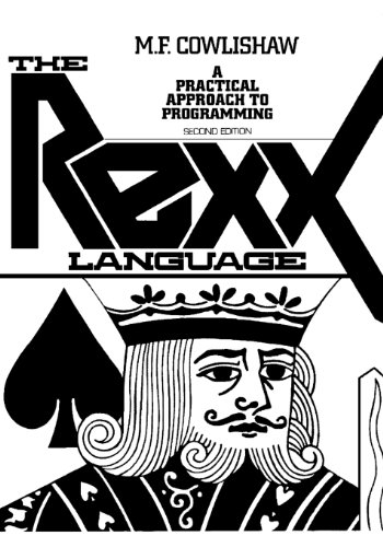 9780137806515: The REXX Language: A Practical Approach to Programing (2nd Edition)