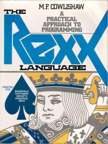 9780137807352: Rexx Language