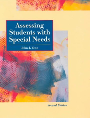 9780137812042: Assessing Students with Special Needs (2nd Edition)