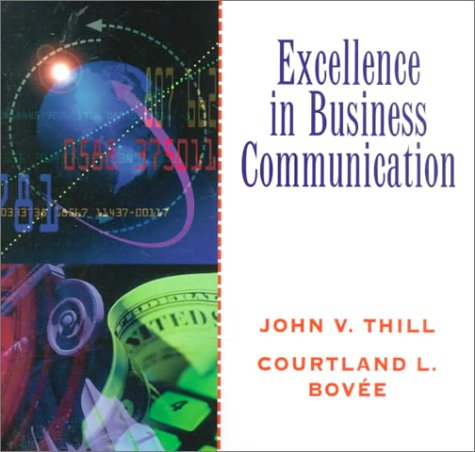 9780137815012: Excellence in Business Communication