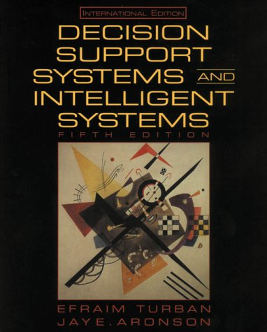 9780137816750: Decision Support Systems and Intelligent Systems