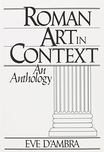 9780137818082: Roman Art In Context: An Anthology