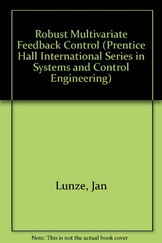 9780137819492: Robust Multivariable Feedback Control (Prentice Hall International Series in Systems and Control Engineering)