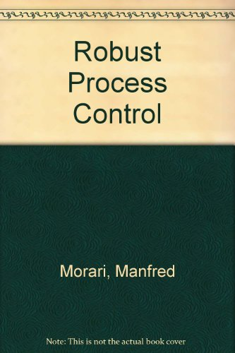 9780137819560: Robust Process Control