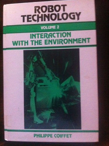 9780137821280: Robot Technology: Interaction With the Environment (Vol 2) (English and French Edition)