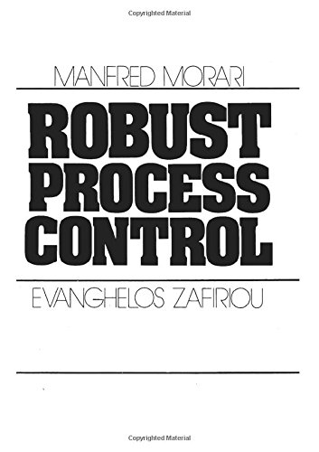 9780137821532: Robust Process Control