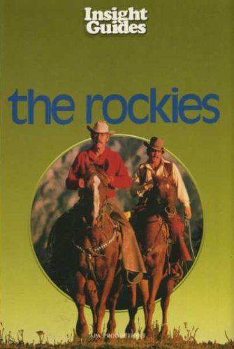 9780137822775: The Rockies (Insight Guides)