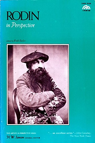 9780137823185: Rodin in Perspective (The Artists in perspective series)