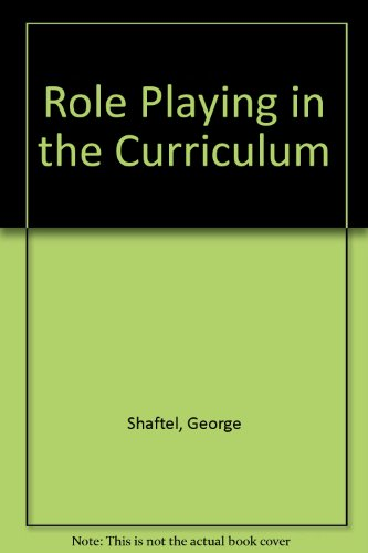 9780137824823: Role playing in the curriculum