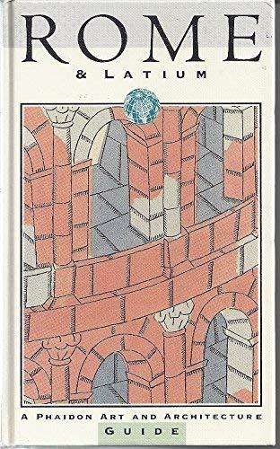Rome and Latium: A Phaidon Art and: Albrecht-Bott, Marianne;Babel Translations