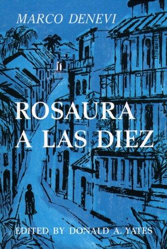 9780137832347: Rosaura a Las Diez
