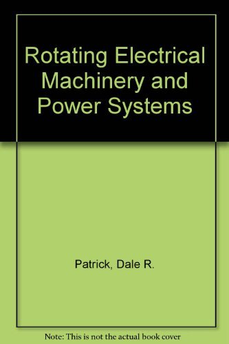 9780137833092: Rotating Electrical Machines and Power Systems