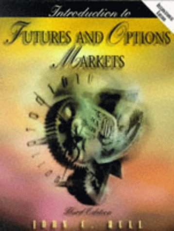 9780137833177: Introduction to Futures and Options Markets (Prentice Hall International Editions)