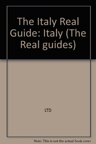 Real Guide: Italy (The Real Guides) (0137836228) by Kate Baillie