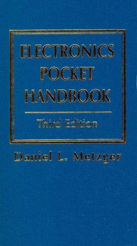 9780137841905: Electronics Pocket Handbook, 3rd Edition
