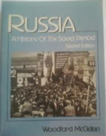 9780137845057: Russia: A History of the Soviet Period